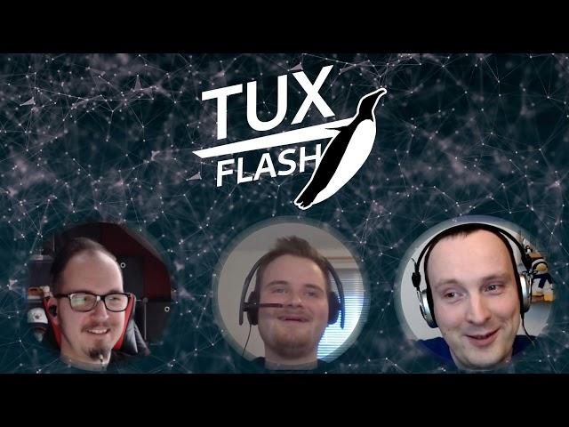 Podcast: Tux Flash - März 2021