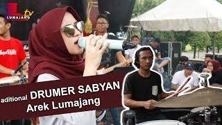"Bupati & Wabub Bangga aditional ""DRUMER SABYAN"" Asli Arek Lumajang MP3"