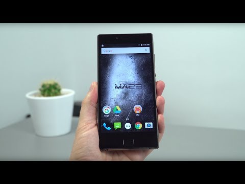Maze Blade Unboxing And Hands-On Review $99 Mobile