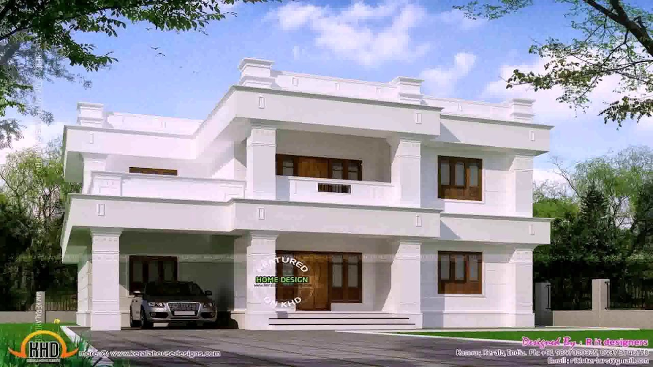 Flat Roof Double Storey House Plans South Africa Gif Maker ...