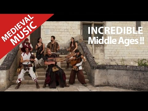 Medieval Music ! Live Middle Ages !