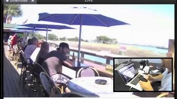 Legendary Webcam Prank  by Tom Mabe