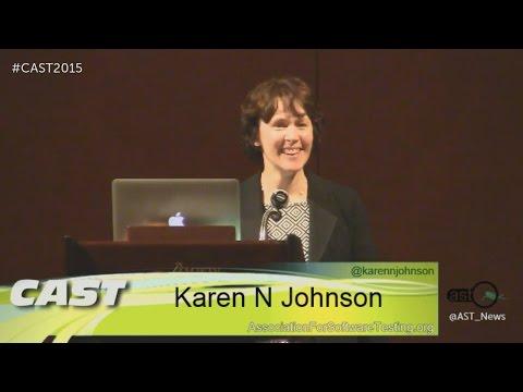 CAST 2015 Keynote - Moving Testing Forward