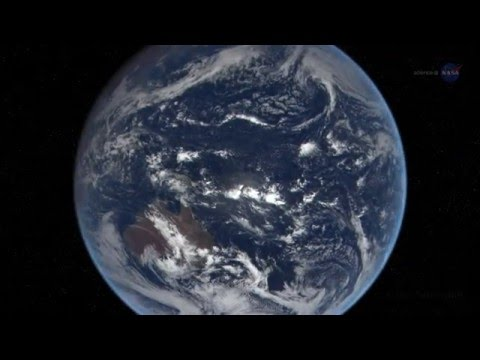 "New Satellite Takes Full ""Blue Marble"" Images of Earth 
