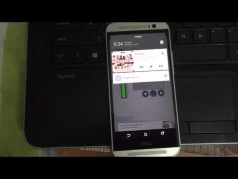 HTC ONE M8: SPEAKER TEST