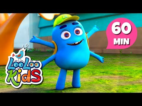 Incy Wincy Spider - Amazing Songs for Children | LooLoo Kids