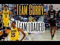 Big Shot Nationals   Rock Hill   Team Curry vs Team Loaded 17u   Jonas Aidoo is a star in the making