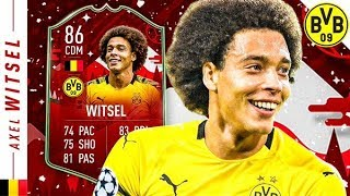 SHOULD YOU DO THE SBC?! 86 FUTMAS WITSEL REVIEW!! FIFA 20 Ultimate Team