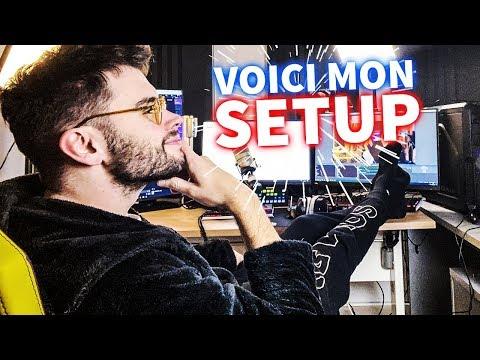 VOICI MON SETUP FIN 2019 !
