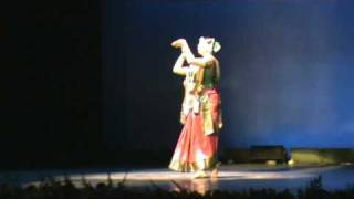 Chitrangada- Rabindra Nritya - amar ange ange ke bajay bashi..
