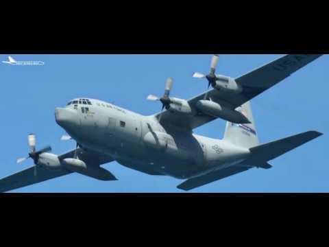 Retirement Flight | 2018 U.S. Air National Guard C-130 Crash