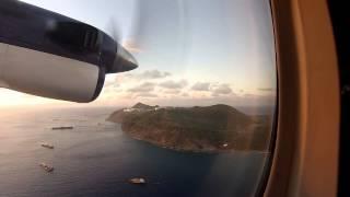 Landing St Eustatius