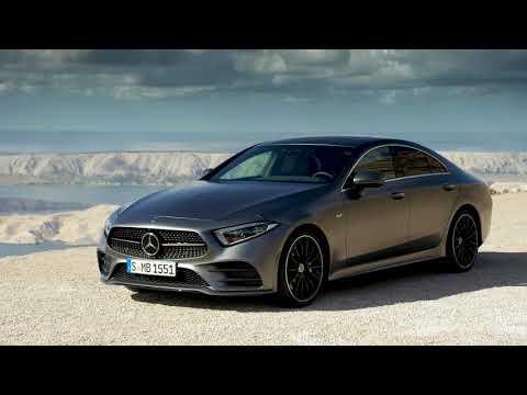 Una scultura sulle quattro ruote: è la nuova Mercedes-Benz CLS