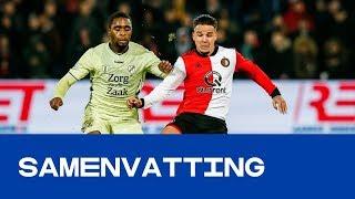 HIGHLIGHTS | Feyenoord - FC Utrecht