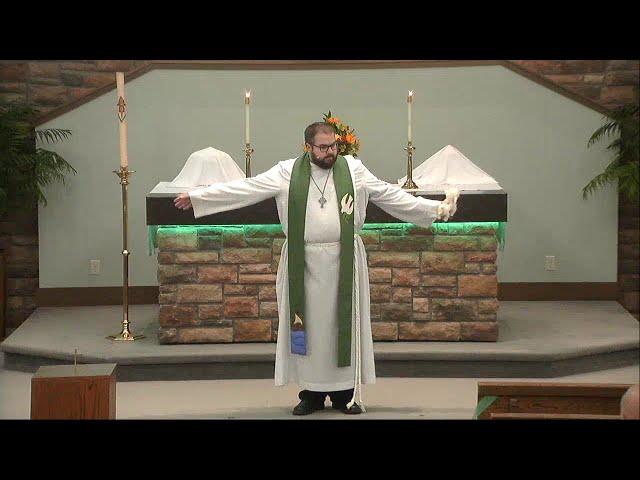 11/22/2020 Worship Service