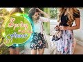 [Style3S] - 50+ Chic Spring Outfits With Flowers | Spring Outfits - Spring Loookbook - Spring Style