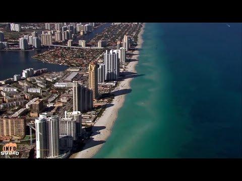 Rising Sea Destroying Florida Coast!