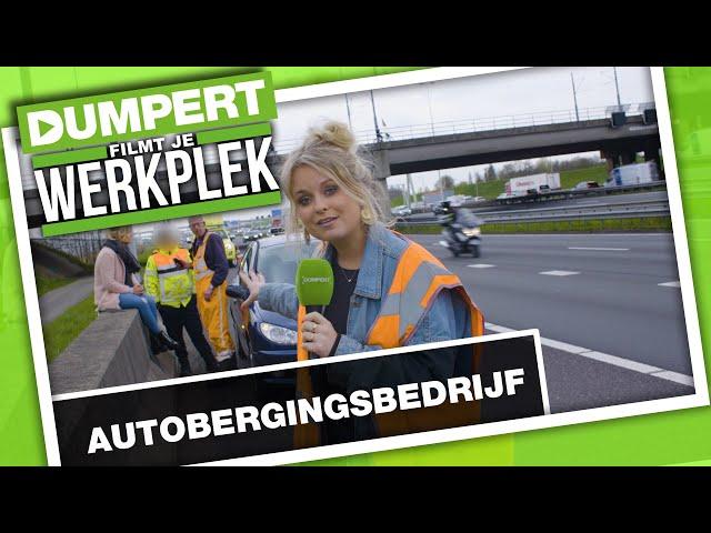 Meerijden met de autoberger! | DFJW