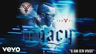 Yandel - 6 AM (En Vivo) [Cover Audio] ft. Farruko