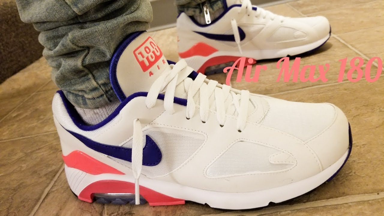 nike air max 180 ultramarine