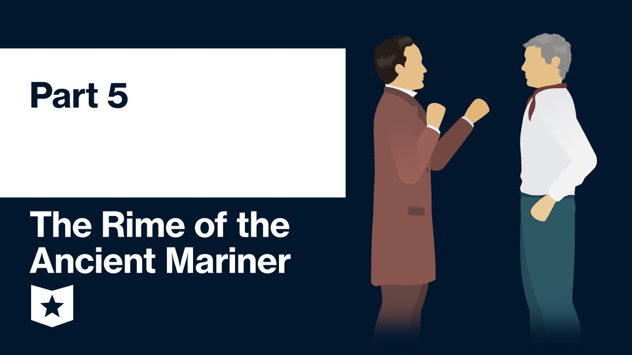 The Rime Of Ancient Mariner Part 5 Summary Course Hero V