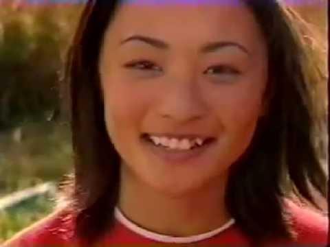 上村愛子 長野オリンピックCM - YouTube