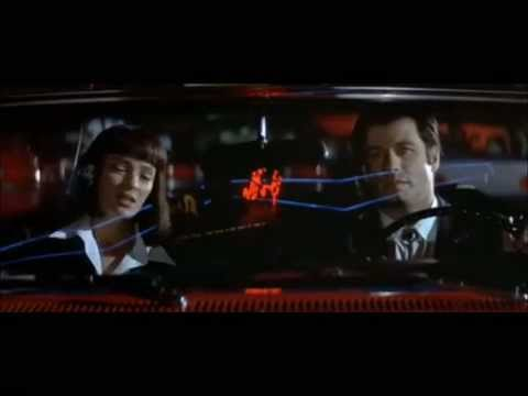 Don't be a square - Pulp Fiction
