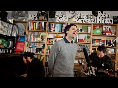 Death Cab For Cutie: NPR Music Tiny Desk Concert