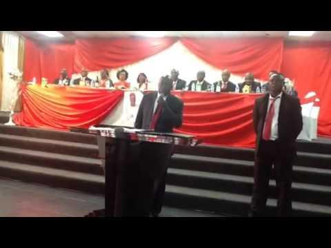 Lawyer Kaloko Speaks in London