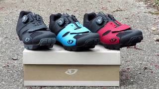 Giro Cylinder Shoe Overview