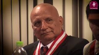 Tema:Homenaje póstumo al decano Guillermo Aznarán Castillo