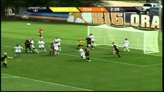 Lady Vol Soccer Vs. Missouri Highlights