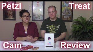 Petzi Treat Cam Video Review