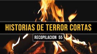 Historias De Terror Cortas Vol. 55 (Relatos De Horror)