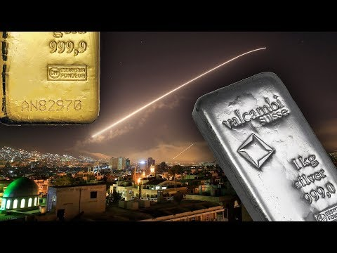 How Will Coalition Response Against Syria Affect Gold & Silver Prices?