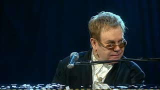 Elton John live 4K - Tiny Dancer (Elton 60 - Live at Madison Square Garden) | 2007