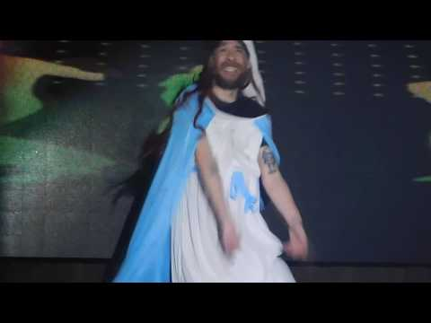 Hunters Palm Springs Lip Sync Battle- Anthony Virgin Mary Mix