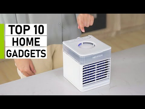 Top 10 Latest Smart Home Gadgets Invention