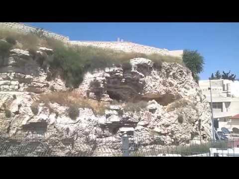 Yerushalaim   Monte Golgota   Caveira   Sacrifício De Yeshua ישוע -