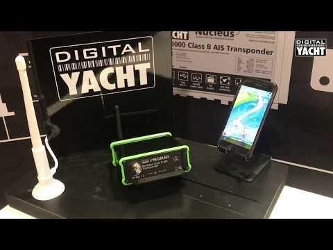 Nomad - Transpondeur AIS Portable