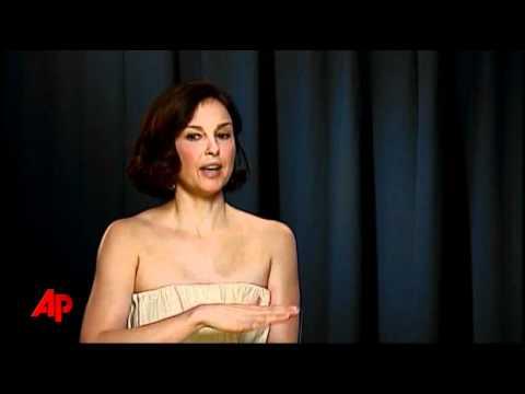 Ashley Judd Talks New Book, Advocacy Work