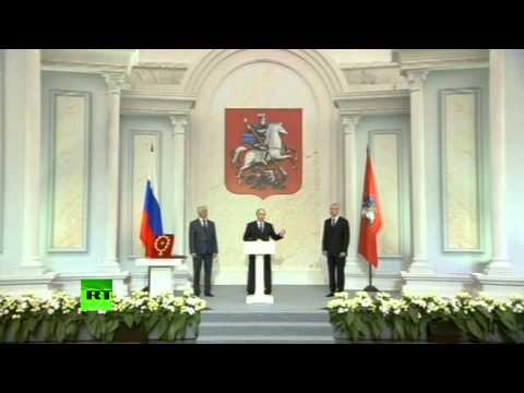 Путин: Собянин напрочь