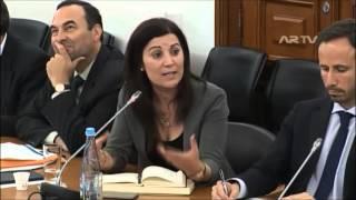Emília Cerqueira questiona Ministra do Mar