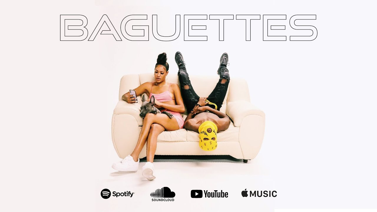 NxG - Baguettes [prod. SoybeanOnTheBeat!] (Official Music Video)