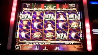 Fools Fortune Bonus Win at Taj Mahal in Atlantic City