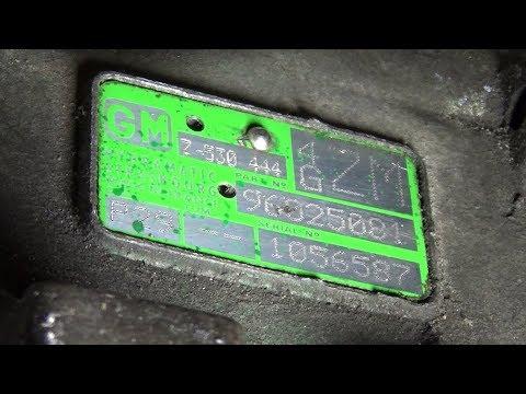 Фото к видео: BMW E39 530D 3.0 - Внутренний мир АКПП GM5 5L40E