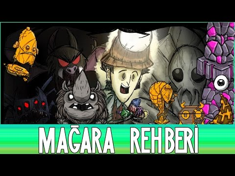 Don't Starve Together Mağara Rehberi | DST Guide: The Ruins