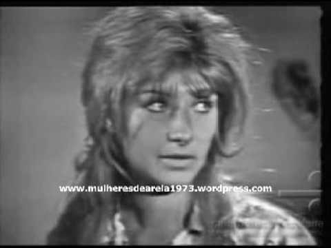 Alzira e Tonho Mulheres de Areia 1973