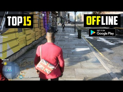 Top 15 Best OFFLINE Games for Android 2020 | 15 High Graphics OFFLINE Games for Android