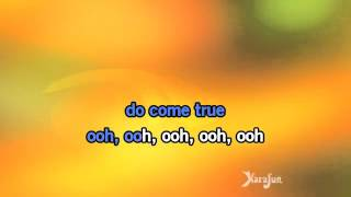 Somewhere over the rainbow karaoke